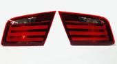 БМВ 5 Ф10 дорест комплект фонарей в крышку багажника