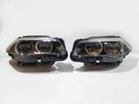 Комплект светодиодных фар LED для BMW 5 Series F10 дорест 2009-2013 год