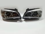 Фары не адаптивные для BMW X1 Series E84 рестайлинг 2012-2015 год