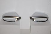 Audi A6 C7 зеркала хромированные S6 RS6