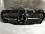 Mercedes w117 CLA решетка радиатора AMG Diamond черная