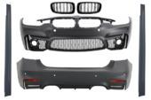 BMW 3 F30 обвес стиль М3 под обычные крылья