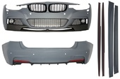 BMW 3 F30 обвес M-Performance в сборе под обычные крылья