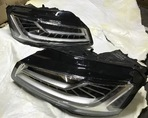 Фары Audi A8 D4 LED рестайлинг