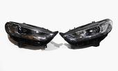 Ford Mondeo 5 поколение фары светодиодные FULL LED 2014-2019 год