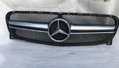 Mercedes GLA x156 решетка радиатора AMG e63