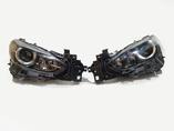 Mazda 3 BM рестайлинг года фары галогеновые 2016-2018 год