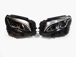 Mercedes GLC-Klasse X253 фары светодиодные LED 2015-2019 год