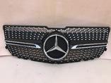 Mercedes GLK x204 решетка радиатора Diamond