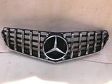 Mercedes w207 Coupe решетка радиатора AMG GT рестайлинг