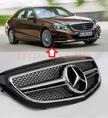 Mercedes W212 AMG рестайлинг решетка радиатора (вместо обычной)