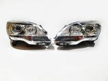 Mersedes R-Klasse W251 рестайлинг фары ксеноновые 2005-2010 год