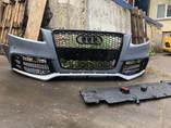 Передний бампер Audi A5 стиль RS5 2008-2012