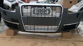 Передний бампер Audi A6 C6 дорестайлинг в сборе