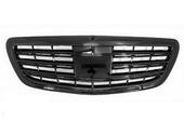 Решетка радиатора Mercedes w222 AMG черный глянец