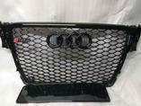 Audi A4 B8 решетка радиатора до рестайлинг в стиле RS4