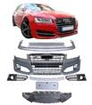 Audi A8 S8 D4 рестайлинг обвес