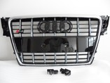 Решетка радиатора Audi A4 S4 2008-2012