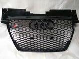 Audi TT 8J Черная решетка радиатора в стиле TTRS