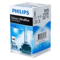 D1S Philips Ultra Blue 6000K лампа ксенон