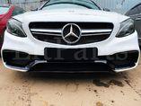 Установили наш AMG C63 обвес на Mercedes-Benz C-Klasse W205