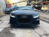 Установили наш бампер в стиле RS5 с решеткой RS Black на Audi A5 8T дорестайлинг