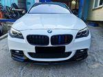 Установили наш M обвес на BMW 5 Series F10 рестайлинг
