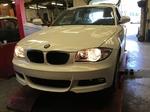 Установили наш передний бампер M Пакет на BMW 1 Series E87