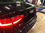 Установили наш спойлер в стиле S-Line Black на Audi A4 B8