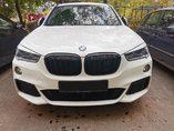 Установили нашу решетку радиатора (ноздри двойные) в стиле M-Performance Black на BMW X1 Series F48