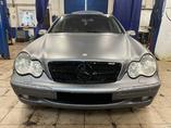 Установили нашу решетку радиатора в стиле AMG e63 Black на Mercedes-Benz E-Klasse W210