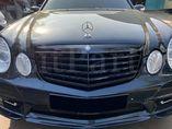 Установили нашу решетку радиатора в стиле AMG E63 Black на Mercedes-Benz E-Klasse W211 рестайлинг