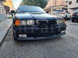 Установили нашу решетку радиатора в стиле M-Performance Black на BMW 3 Series E36