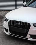 Установили нашу решетку в стиле RS5 Black на Audi A5 8T рестайлинг