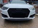 Установка черной RS решетки для Audi A3 8V