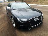 Установка нашего мини обвеса RS на Audi A5 B8