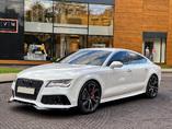 Установка обвеса для Audi A7 4G в стиле RS