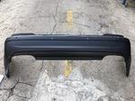 Задний бампер Mercedes w211 e211 AMG e63