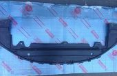Защита переднего бампера Volvo S80 II